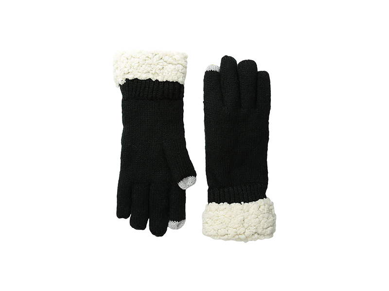 NORTH POINT Sherpa-Trimmed Glove with Touch Technology