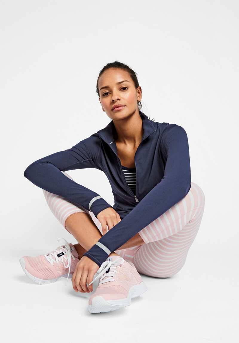 New Balance for J.Crew In-Transit Pullover-