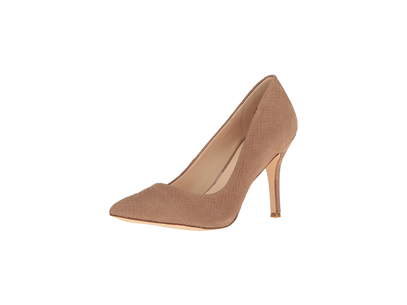 Nine West Flax Nubuck Dress Pump