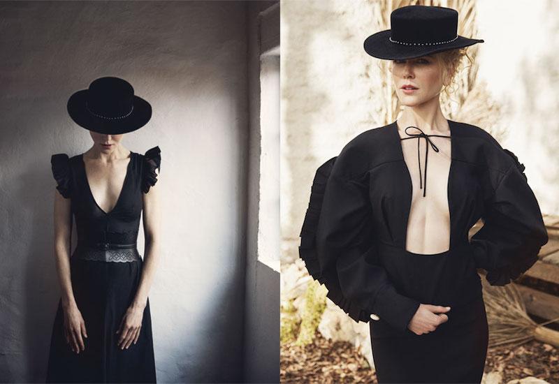 Portrait of an Artist Nicole Kidman for The EDIT 1