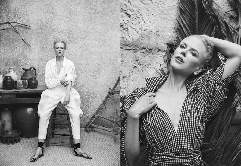 Portrait of an Artist Nicole Kidman for The EDIT 3