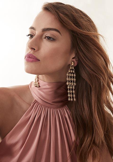 RACHEL ZOE Alma Earrings