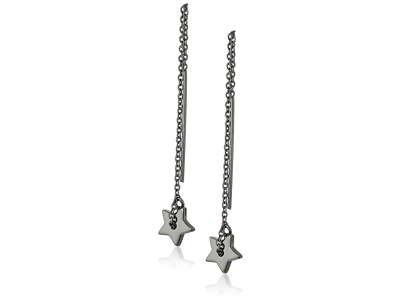 Rebecca Minkoff Star Threader Earrings