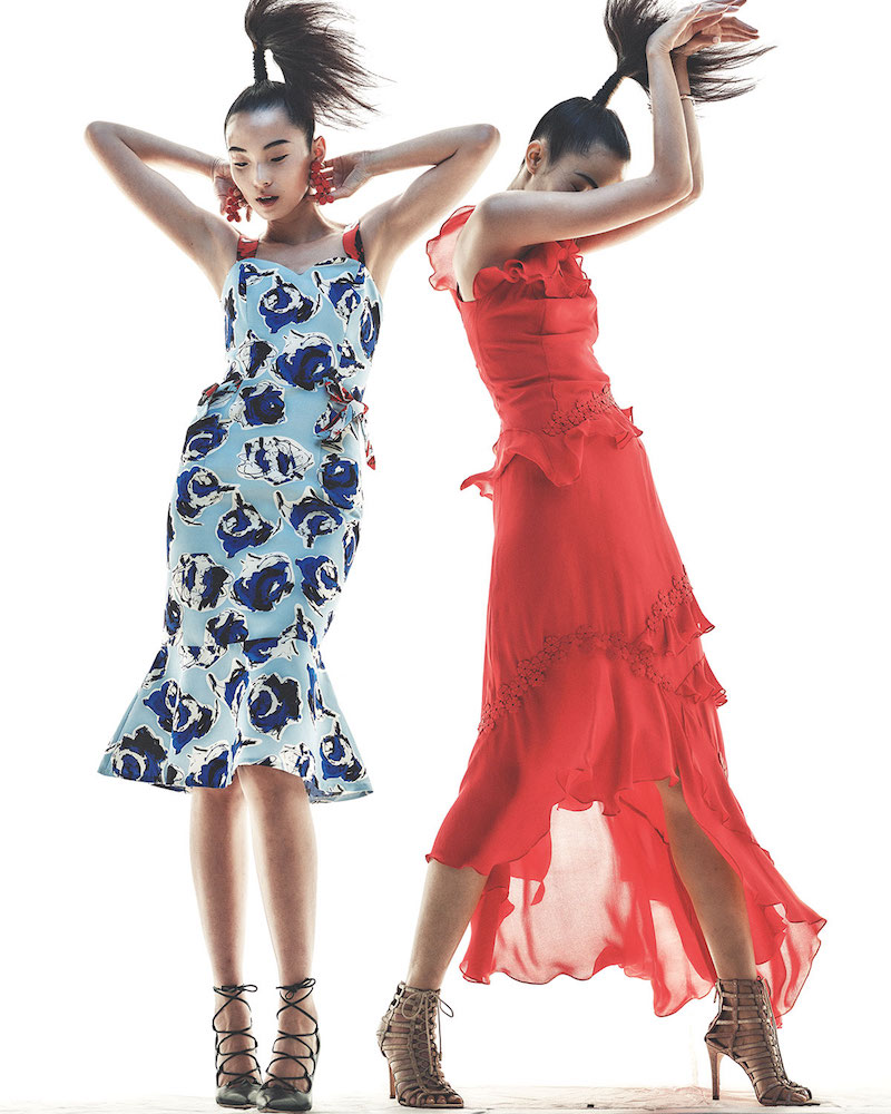 Sachin & Babi Ailey Sleeveless Floral Fit-and-Flare Dress