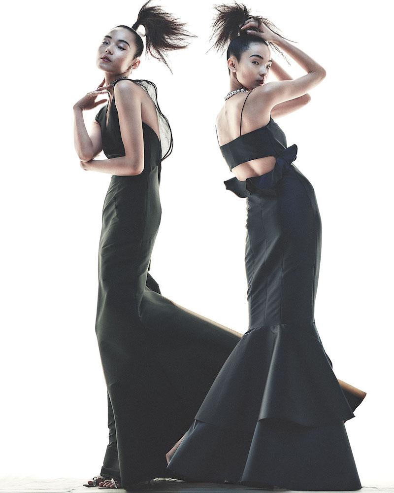 Sachin & Babi Anastasia Sleeveless Stretch Taffeta Mermaid Gown