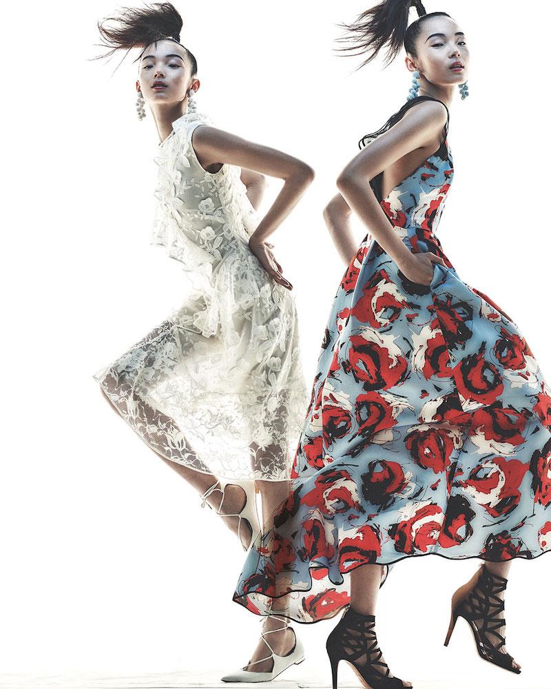Sachin & Babi Pointe Asymmetric Lace Cocktail Dress