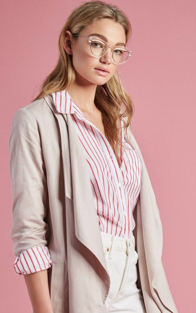 Stateside Oxford Shirting Button Up
