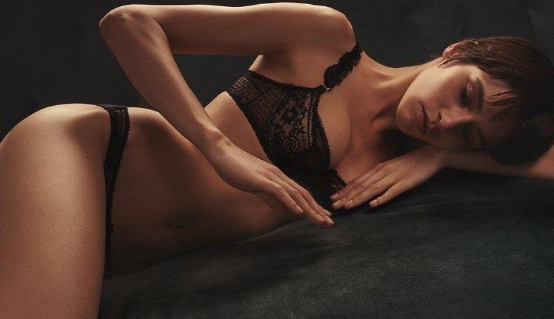 Stella McCartney Ellie Leaping Leopard-Print Balconette Bra