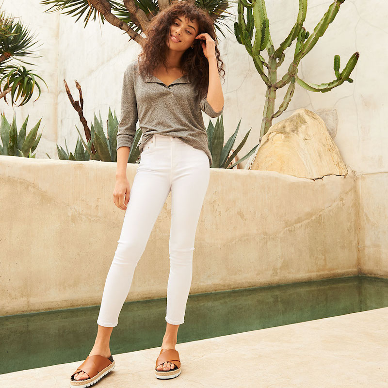 8561b3c0044 Citizens of Humanity Spring 2017 Lookbook at SHOPBOP – NAWO