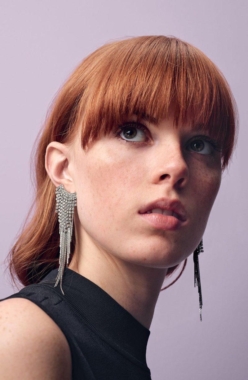 Tasha Fringe Duster Earrings