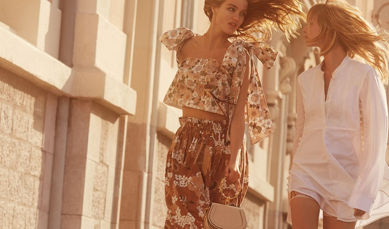 The Chloé Spring Summer 2017 Campaign-1