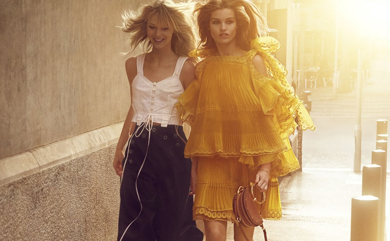 The Chloé Spring Summer 2017 Campaign-2