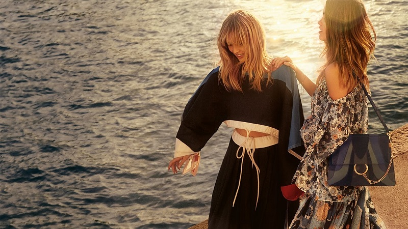 The Chloé Spring Summer 2017 Campaign-3