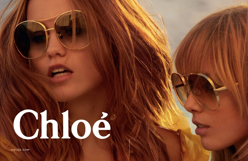 The Chloé Spring Summer 2017 Campaign-4