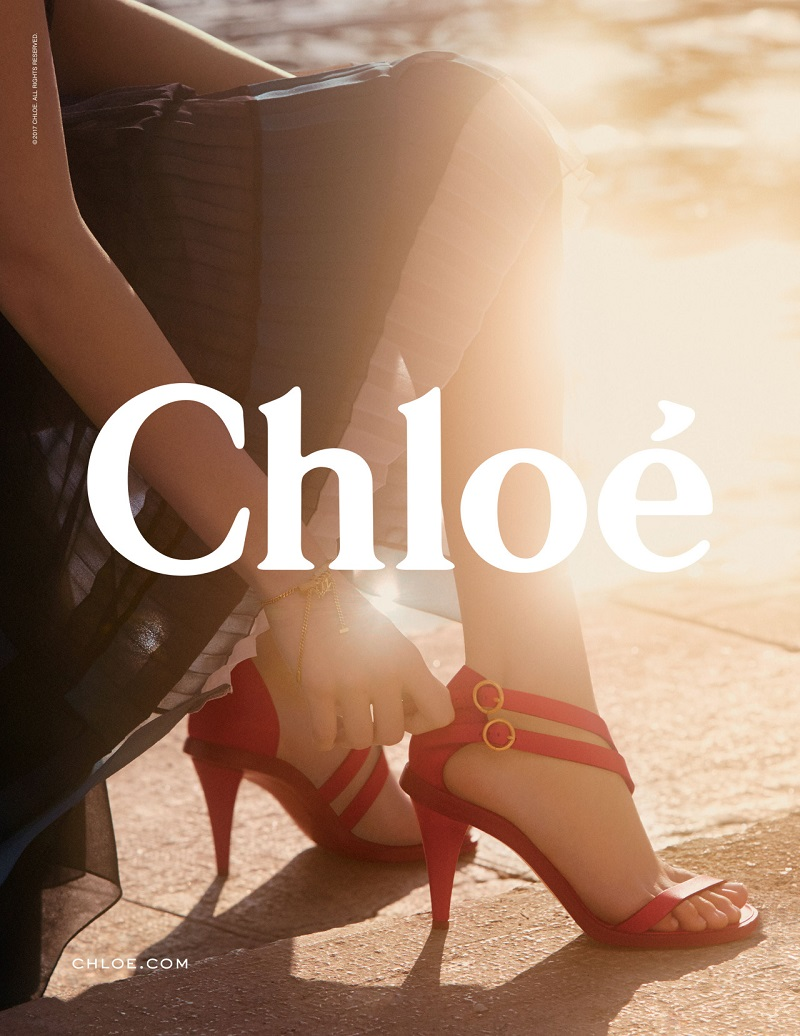 The Chloé Spring Summer 2017 Campaign-6