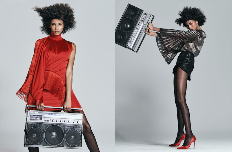 The Hits Imaan Hammam for The EDIT 1