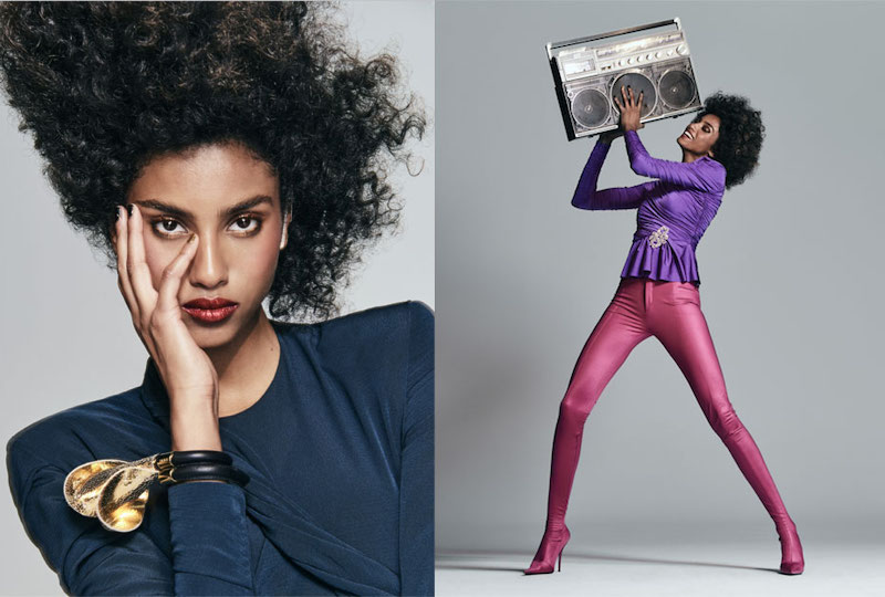 The Hits Imaan Hammam for The EDIT 2