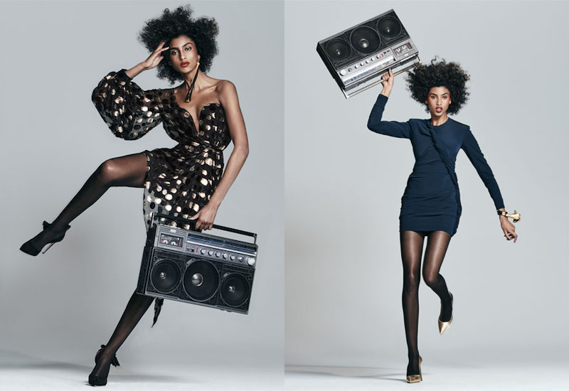 The Hits Imaan Hammam for The EDIT 4