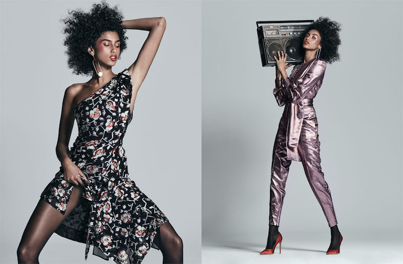 The Hits Imaan Hammam for The EDIT 5