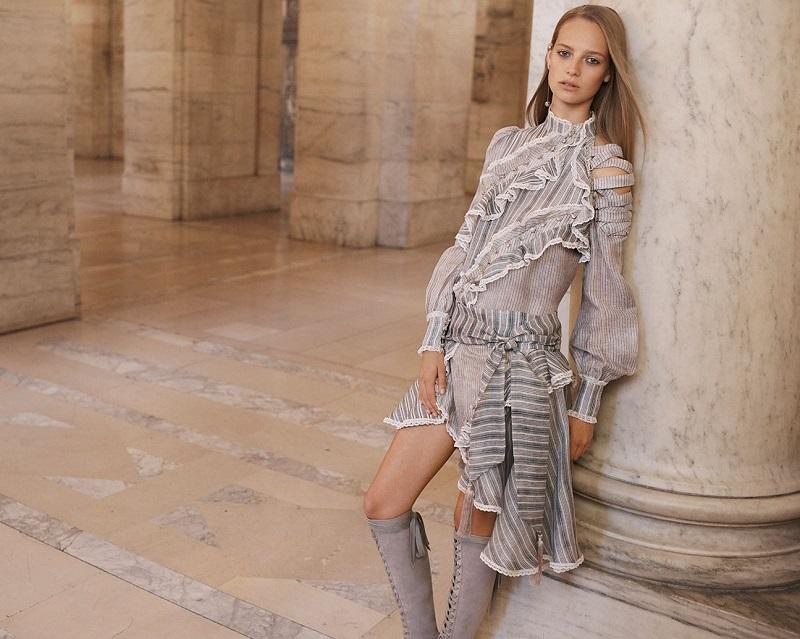 Zimermann  Cavalier Antique Dress
