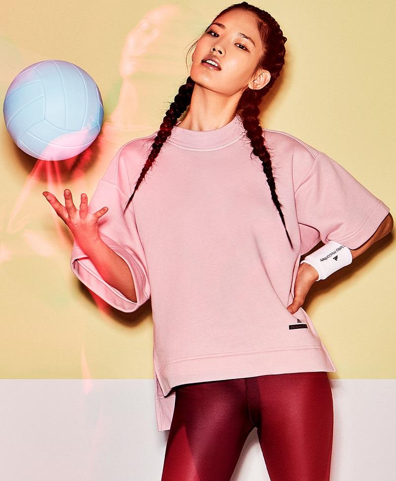 In Motion Adidas By Stella Mccartney Winter 2017