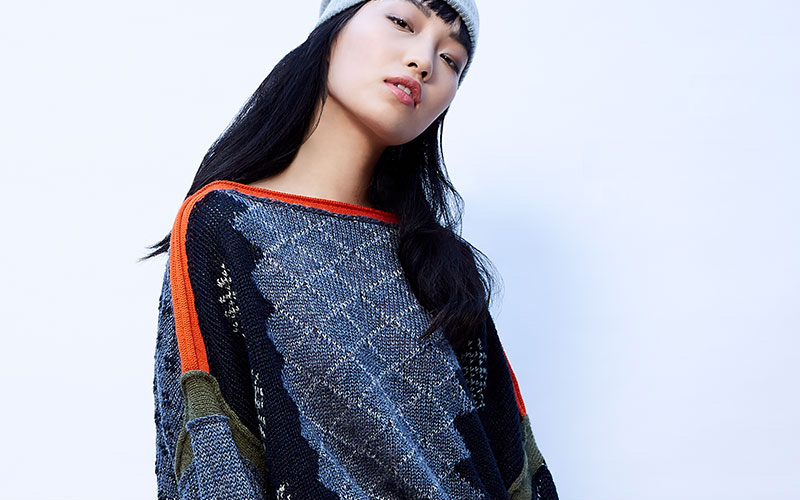 Acne Studios Rikke Linen Sweater