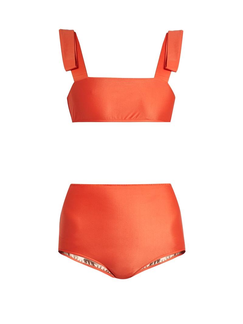Adriana Degreas Bow-detail bikini