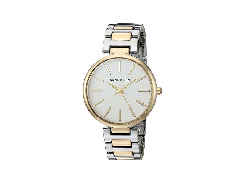 Anne Klein AK 2787SVTT Two-Tone Bracelet Watch
