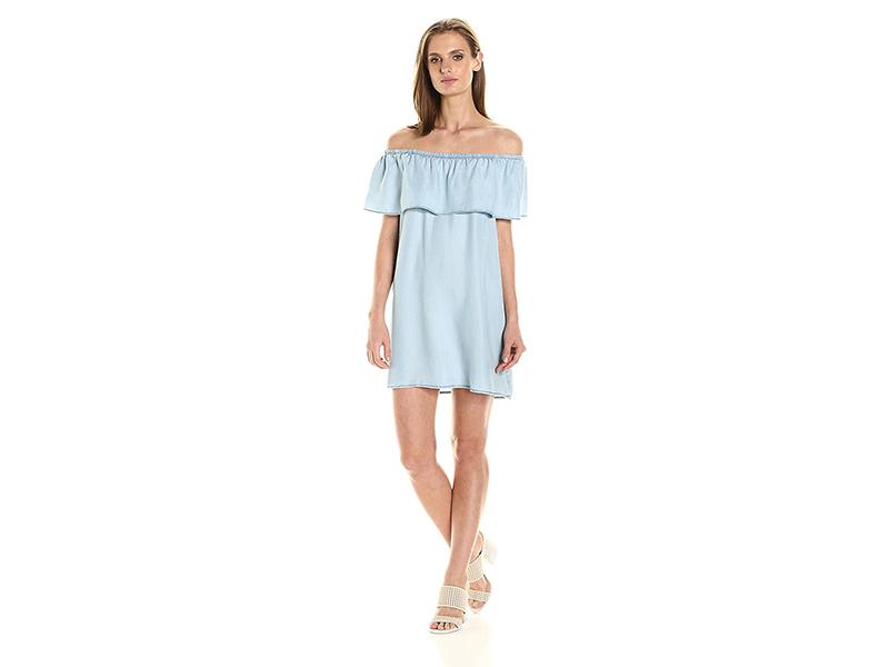 BB Dakota Maci Off the Shoulder Dress