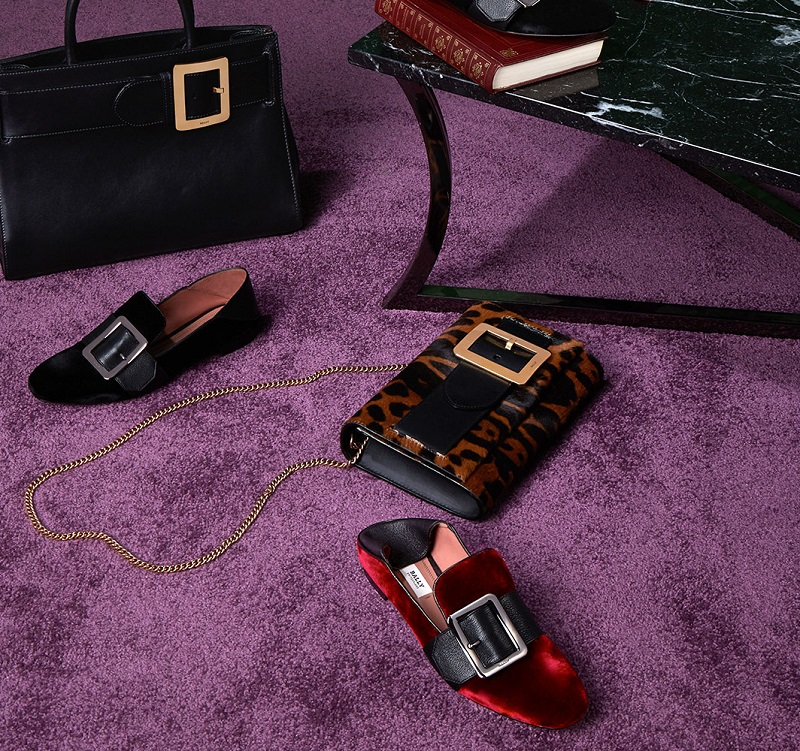 Bally Belle Clutch