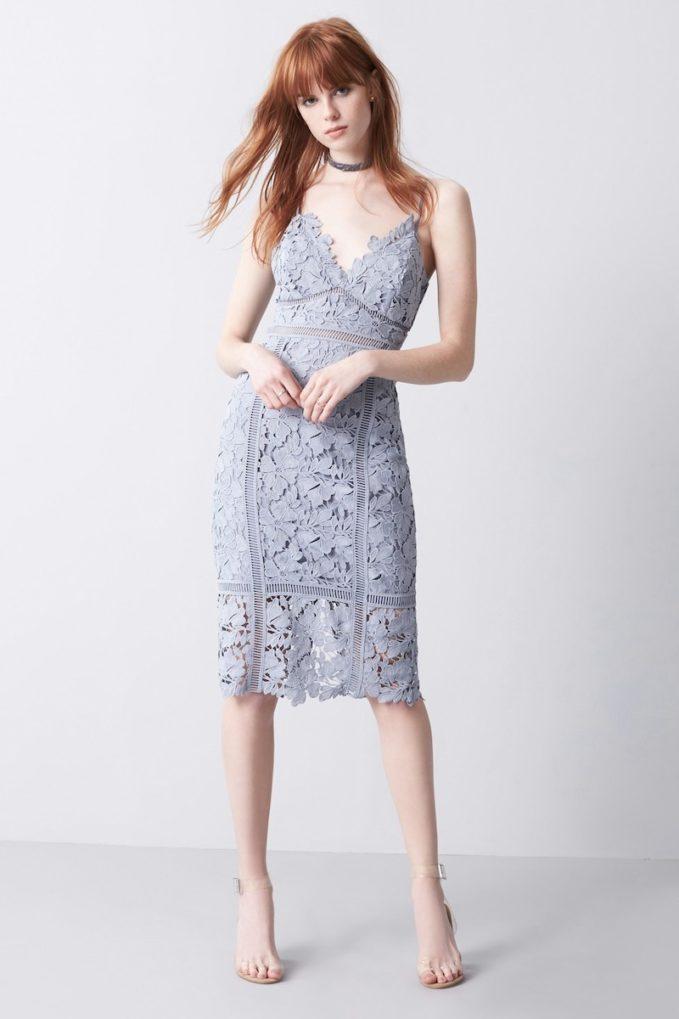 Bardot Botanica Lace Dress 1