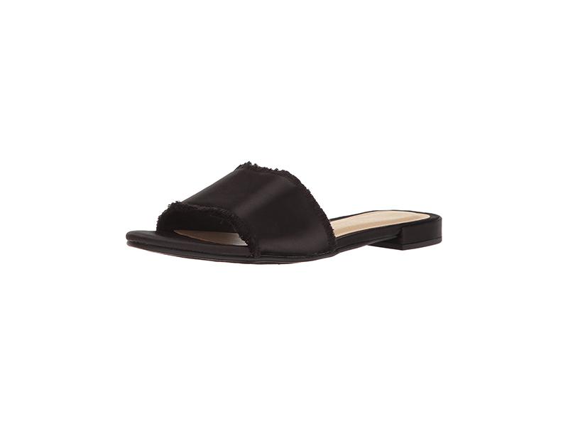Chinese Laundry Pattie Satin Slide Sandal