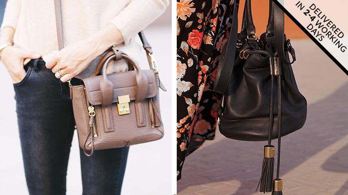 Designer Bag Clearance at BrandAlley