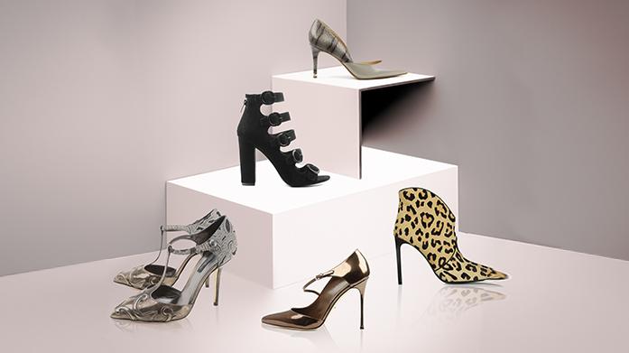 Fall in Love Footwear at BrandAlley