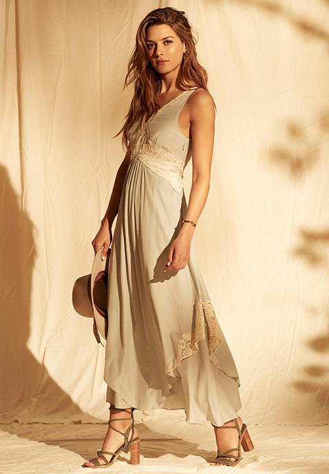 Free People Baby Love Maxi Dress
