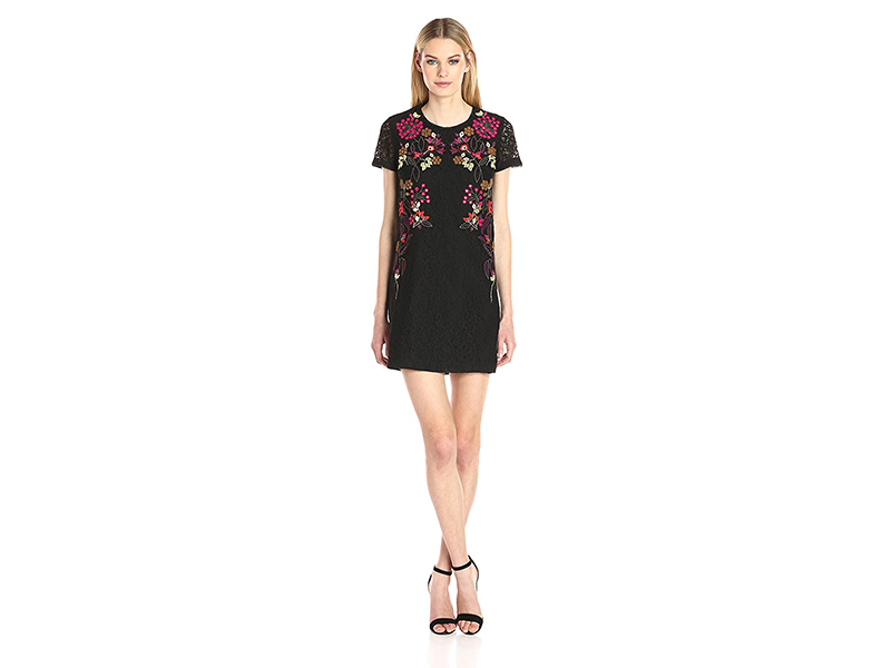 French Connection Legerie Lace Dress