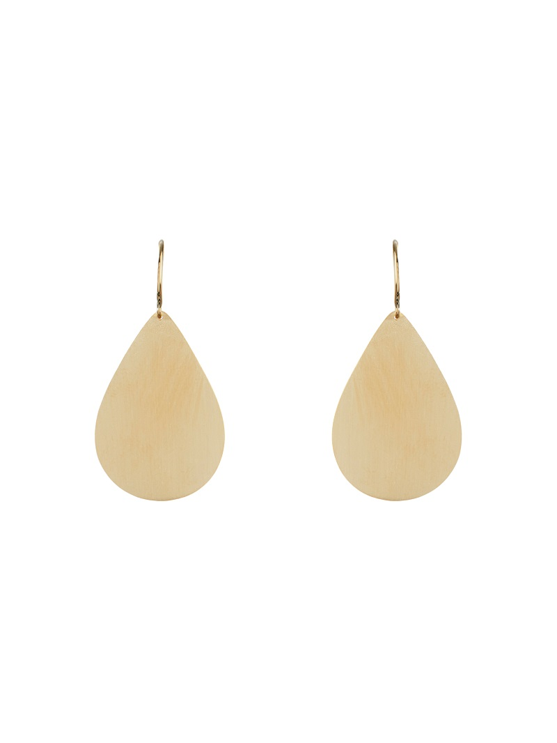 Irene Neuwirth Yellow-gold earrings