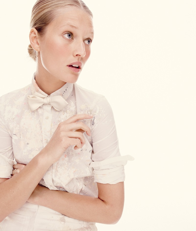 J.Crew Limited-Edition Perfect Shirt