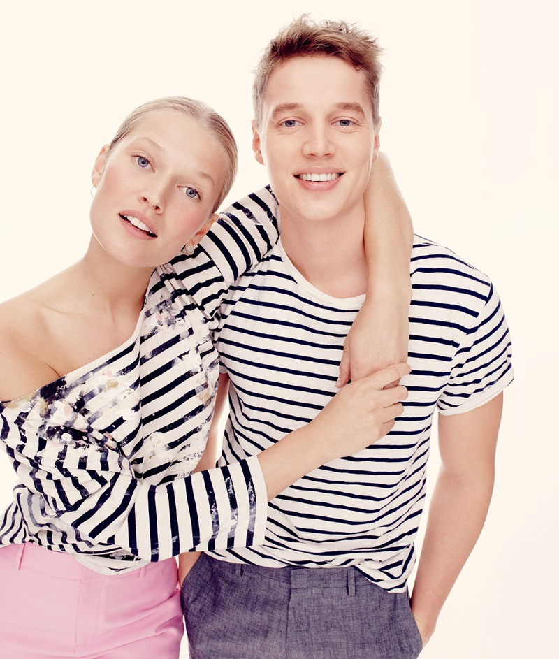 J.Crew Limited-Edition Striped T-Shirt