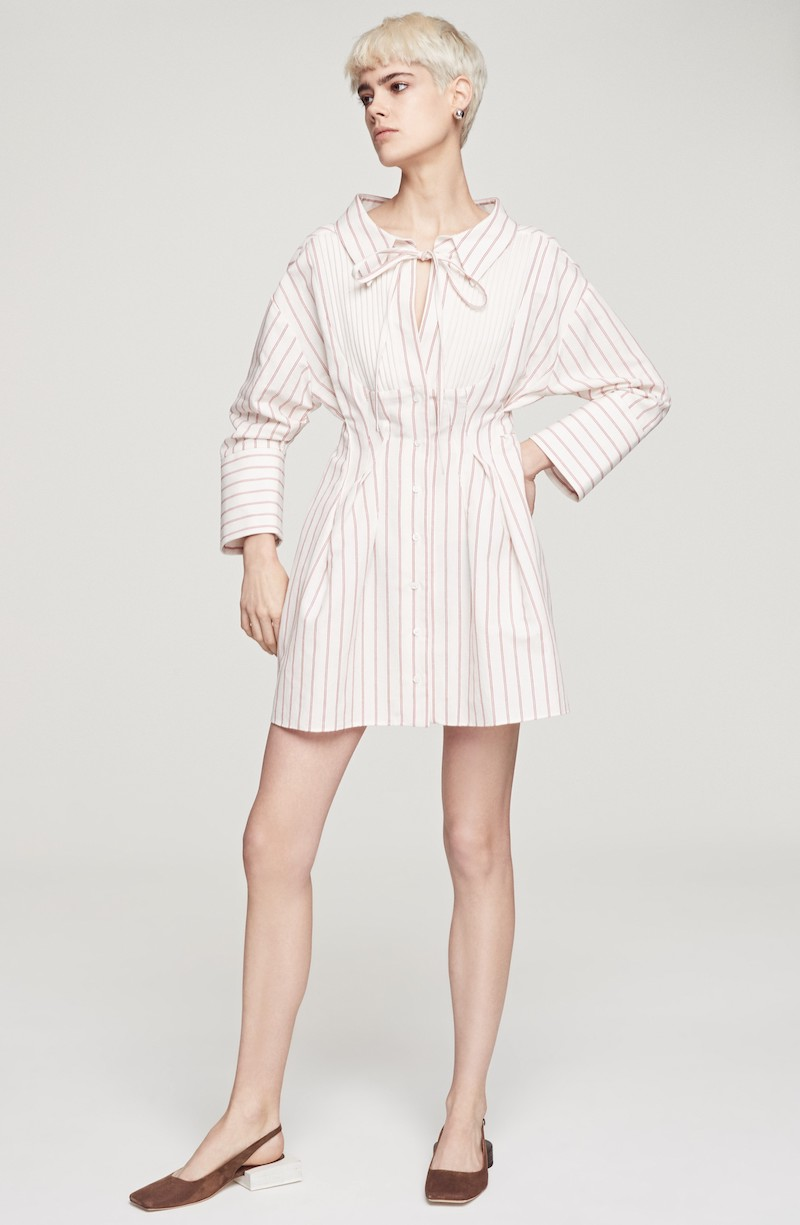 Jacquemus Arlesienne Shirtdress
