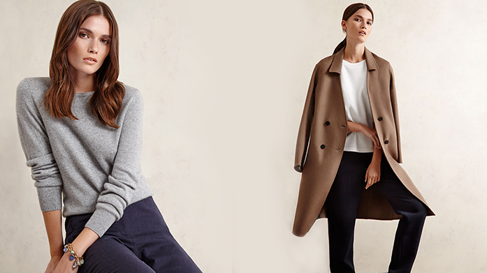 Jaeger Women s Knitwear and Outerwear Clearance at BrandAlley