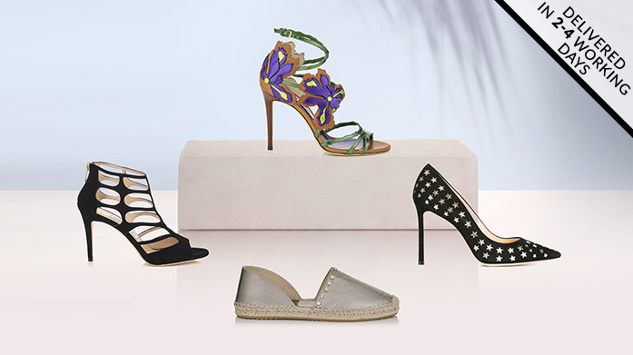 Jimmy Choo at BrandAlley