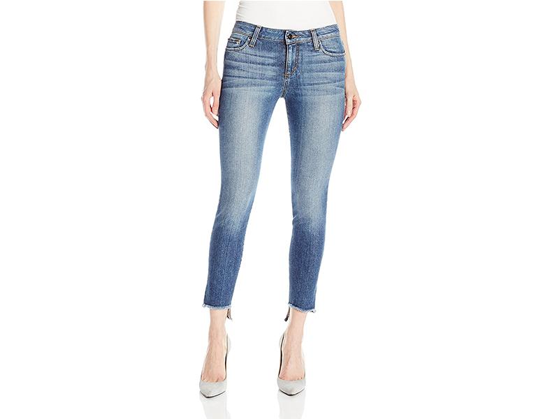 Joe's Jeans Japanese Denim Blondie Midrise Skinny Ankle Jean in Corynna