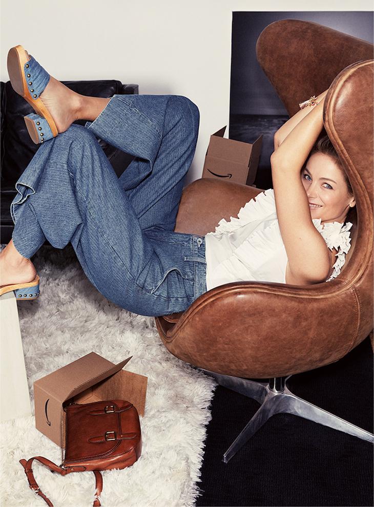Joe's Jeans The Wide-Leg Jean in Edie