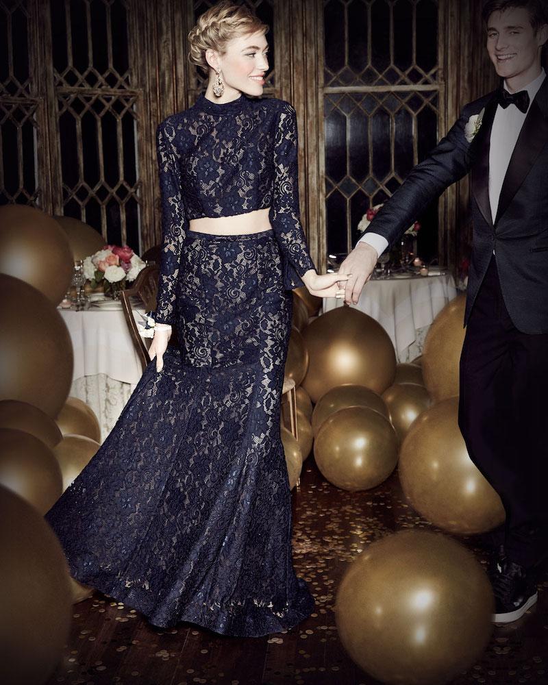 Prom Perfect: Spring 2017 Evening Dresses Lookbook at Neiman Marcus ...