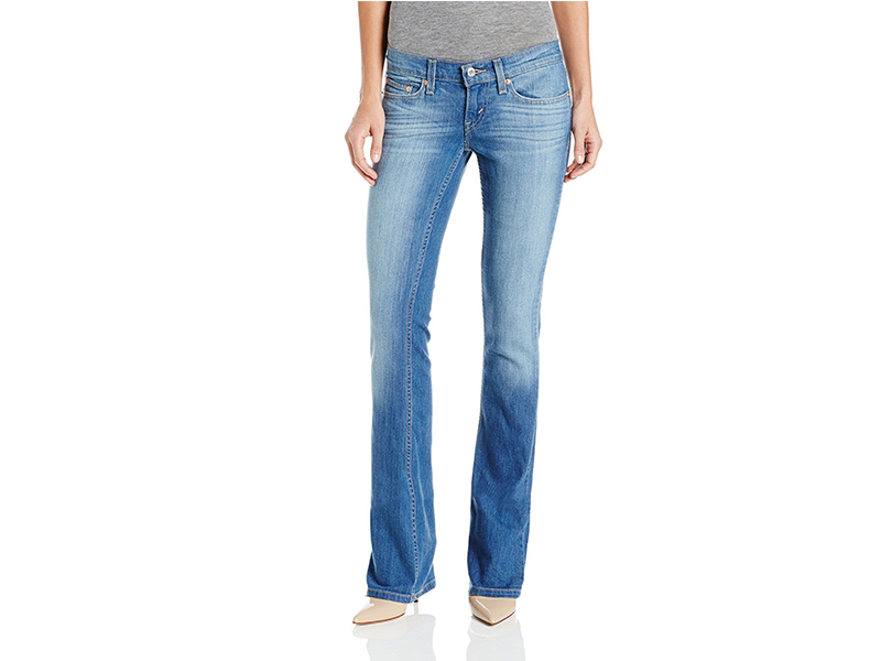 Levi's 524 Bootcut Jeans