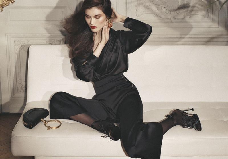 Loewe Silk-satin blouse