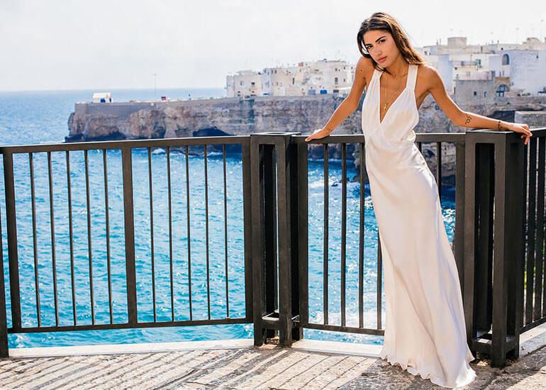 MAJORELLE Brook Maxi Dress