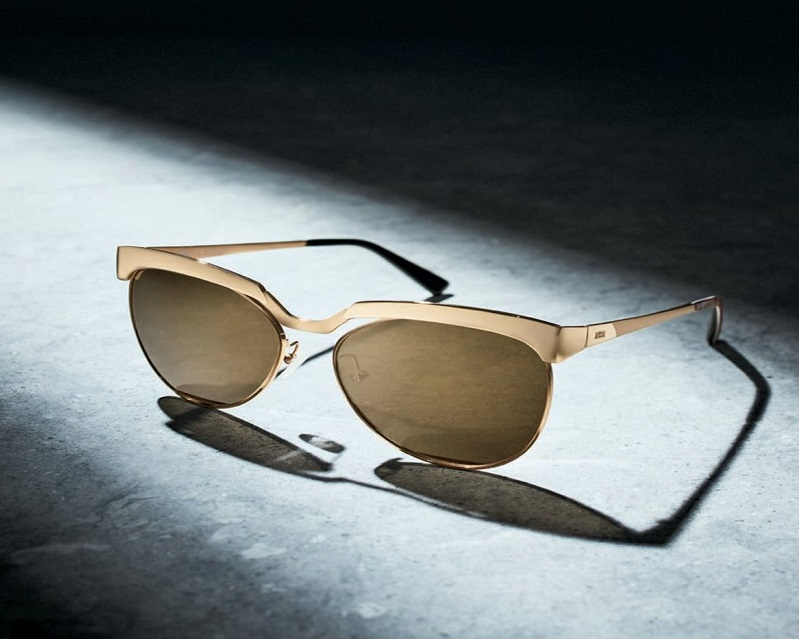 MCM Classic Mirrored Cat-Eye Sunglasses