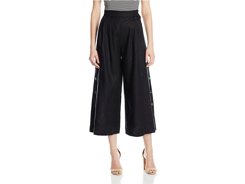 Mara Hoffman Button Side Culottes